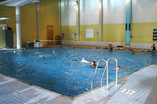 10m Diving Pit Pool at Sportspace Hemel Hempstead